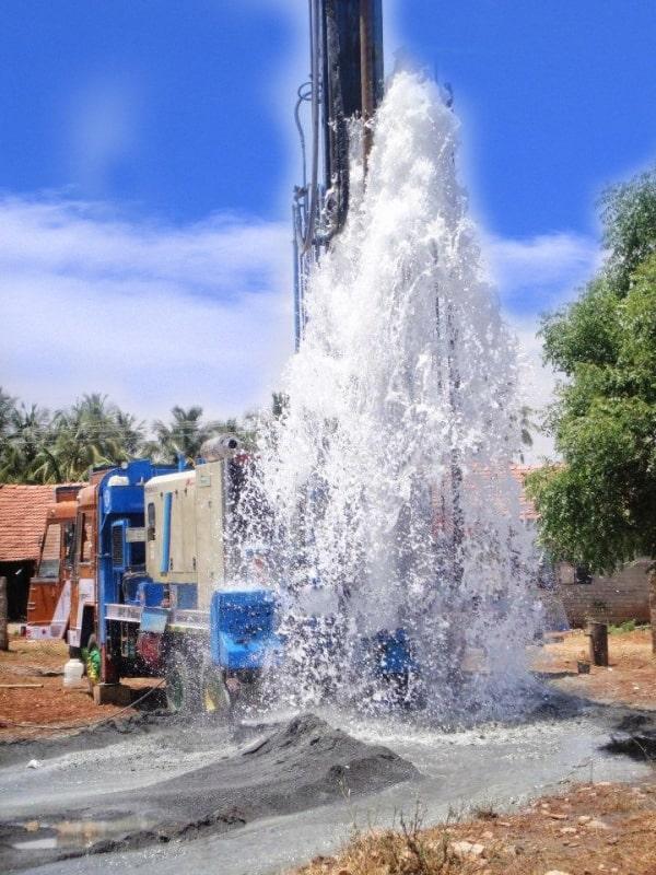 сондажи за вода